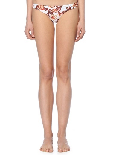 Somedays Lovin Çiçekli Bikini Altı Renkli